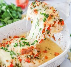 salsa fresca chicken
