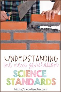 Transitioning to the Next Generation Science Standards can be a challenge, especially if you don\'t understand them. This post summarizes the three dimensions and provides an analogy to help you grasp the new science standards. Elementary Science Classroom, Upper Elementary Resources, Teaching Kindergarten, Teaching Science, Teaching Resources, Teaching Technology, Technology Tools, Teaching Ideas, Science Activities For Kids