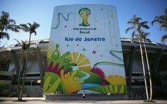 O Rio, sede da Copa em 2014 e da Olimpíada em 2016, encheu os bolsos tanto da Fifa quanto do COI (Foto: Getty Images)