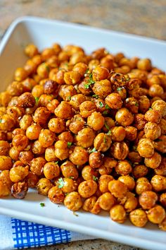 These quick and easy Turkish Roasted Chickpeas are simply addictive ...