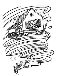 tornado coloring pages printable | Tornado+Coloring+Pages | how to draw a tornado step 4 ...
