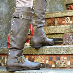 Wide-Calf Boot Collection