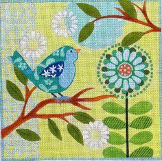 Blue bird  Maggie & Co.