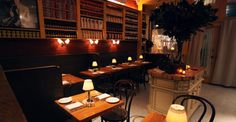 Torrisi Italian Specialties Restaurant - a true gem of restaurant / deli.  No better recommendation for lunch or dinner