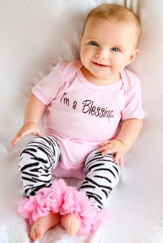Christian Baby Onesie Baby Girl Onesie God by LittleAdamandEve, $14.99