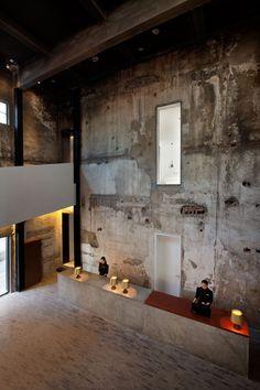 Das Waterhouse in Shanghai | Architecture bei Stylepark