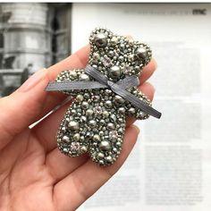 """309 Likes, 1 Comments - Украшения и вышивка handmade❤ (@handmade_prostor) on Instagram: """"Автор @alla_jewelry 💎 💎 〰〰〰〰〰〰〰〰〰〰〰〰〰〰 По всем вопросам обращайтесь к авторам изделий!!! 💎…"""""""