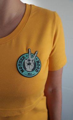 Maternité grossesse shirt//t-shirt still shirt stilltop feed de BE Mama