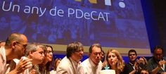El PDECat tanca files amb el referèndum i amb Carles Puigdemont | VilaWeb