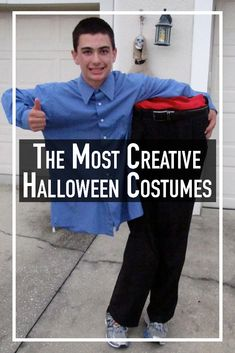 If you can't stand the thought of being the 20th sexy cop to show up at your best friend's Halloween party, you might want to take a closer look at the holiday's most inventive and completely-homemade costumes. These people love Halloween and they know how to create a costume people will be talking about for years. Wait until you see Amazon Optimus Prime….