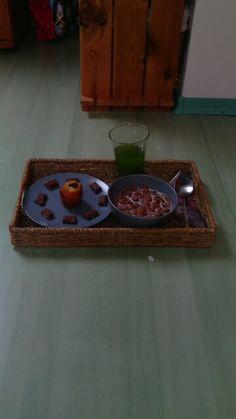 Moje śniadanko!!!!!