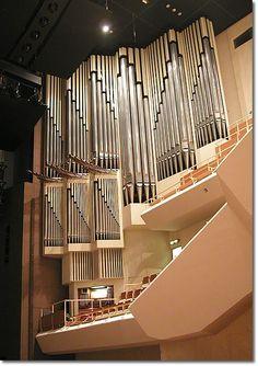 Concert Hall Ivan Cankar, Ljubljana, Slovenija