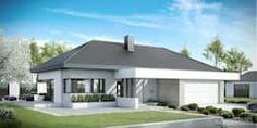 HomeKONCEPT | Projekty Domów Nowoczesnych: modern tarz Evler