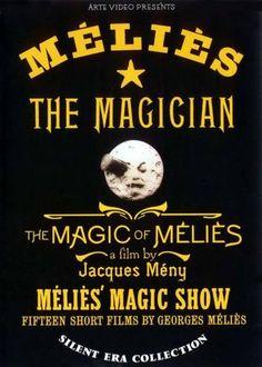 Georges Méliès - Méliès The Magician (1898-1909)  #magicianarchetype #archetypalbranding #archetypes