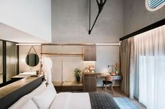 This 37-room boutique hotel, reminiscent of Singapore's vices and trading secrets during the olden days, is finished with modern and luxurious touches.