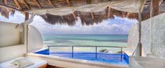 El Dorado Maroma - get a suite with your very own infinity pool! {El Dorado Spa Resorts, by Karisma}