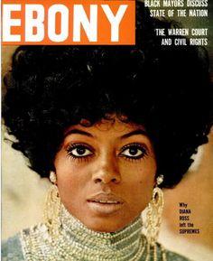 1960s Diana Ross