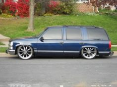Chevrolet Tahoe 4DR Layin by 2smokey http://www.chevybuilds.net/chevrolet-tahoe-4dr-layin-build-by-2smokey