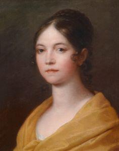 Ritratto di dama in abito giallo, Friedrich Heinrich Füger (German, 1751–1818)