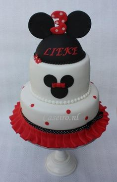"""Minnie Mouse """"Red"""""""
