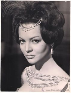Sara Montiel-Which old-school Hollywood actress was most beautiful at her peak? - Page 7 - TennisForum.com