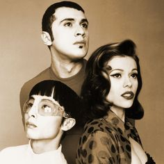 Music Artist Thumbnails (1:1) - Deee-Lite - Home Theater Backdrops & Wallpapers