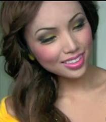 Belle - makeup