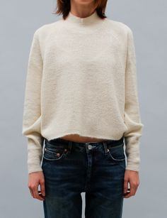 acne sweater.