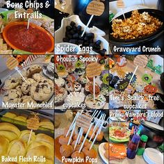 fun Halloween food ideas
