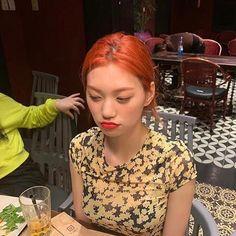 I Love Girls, Cool Girl, Kpop Girl Groups, Kpop Girls, Choi Yoojung, Dying My Hair, Kim Doyeon, Ulzzang Korean Girl, Korean Beauty