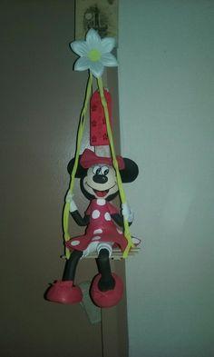 Minnie mouse columpio