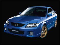 Picture Mazda 323 - https://www.twitter.com/Rohmatullah77/status/673181945510158340