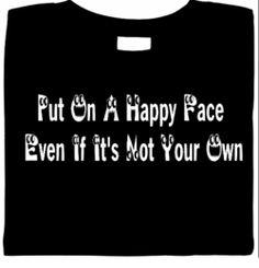 Funny Horror, Easily Offended, I Am Scared, I Laughed, Happy, Face, Shirt, Dress Shirt, Ser Feliz