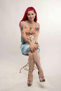 Model: Lyrica Black Title: Bare Phot By: McGregor Photography