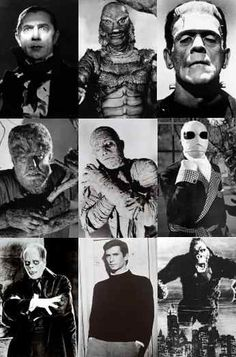 Classic Horror & Monster movies  My Little brother buddy and myself.save up all week, to go see theses great movies.. .25 cents would get you in the show and get you a coke & popcorn !! But , The walk home talking about it with your brother priceless !