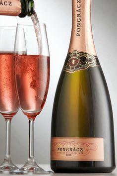 #pongracz #rose #sekt #schaumwein #wein #suedafrika / Onlineshop www.vinehouse.de
