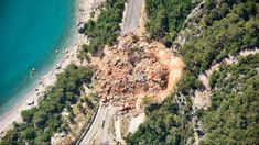 What causes a landslide? | Natural Disasters