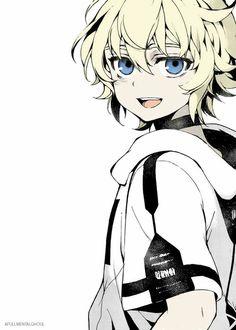Mika Hyakuya Owari no Seraph Manga