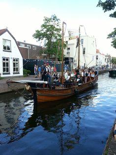 Grachten Festival 2014, Meppel, Drenthe.