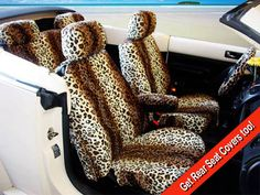 Custom car seat covers - seat covers for cars Custom Fit Seat Covers, Custom Car Seats, Purple Seat Covers, Diy Crochet Patterns, Car Accessories For Girls, Cute Cars, Cheetah Print, Travel Style, Pink Girl
