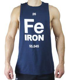 Sleeveless Sideless Muscle Gym Workout Singlet Tank Top Shirt Repps Apparel Mens