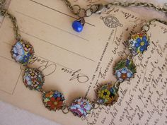 Tin Necklace The Thick of Summer Tin for the Ten by TheMadCutter, $34.00