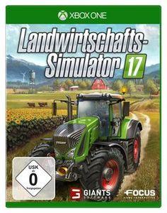 Landwirtschafts-Simulator 2017  Xbox One (3512899116863)<br>Beim Großhandel B2B Großhändler kaufen / bestellen