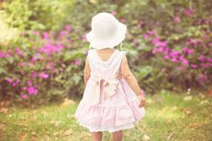 Lace & Ribbons Photography Isabel 2 years old photo session