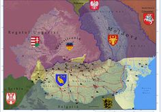 On the night of 17 June Prince Vlad III, known to history as Vlad Tepes , Vlad the Impaler or Dracula carried out a . Vlad El Empalador, The Old Curiosity Shop, Vlad The Impaler, Fantasy Map, Historical Maps, 14th Century, Military History, Dracula, Warfare