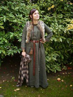 Viking wannabe costume by Symbelmune.deviantart.com on @deviantART