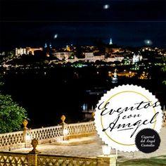 Celebra tu evento en un lugar único y brinda a tus invitados una jornada inolvidable, en un Cigarral... ¡de leyenda!