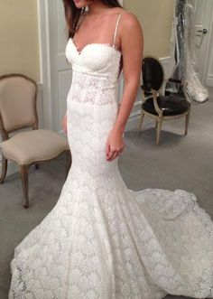 Pnina Tornai 32440257: buy this dress for a fraction of the salon price on PreOwnedWeddingDresses.com