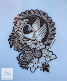 No photo description available. Pretty Henna Designs, Henna Tattoo Designs Simple, Latest Bridal Mehndi Designs, Full Hand Mehndi Designs, Mehndi Designs Book, Modern Mehndi Designs, Mehndi Designs For Girls, Mehndi Designs For Beginners, Mehndi Design Photos