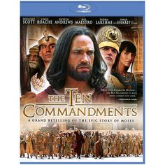 The Ten Commandments [Blu-ray]